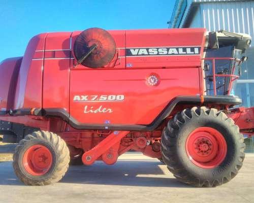Vassalli 7500 Año 2009