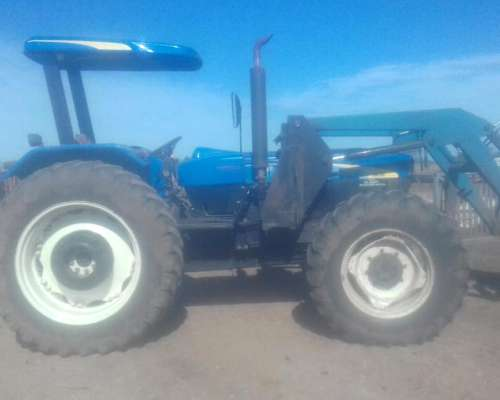 Tractor New Holland 8030 - año 2014