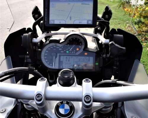 Oport. Tope de Gama y la MAS Equipada. BMW GS 1200 Adventure