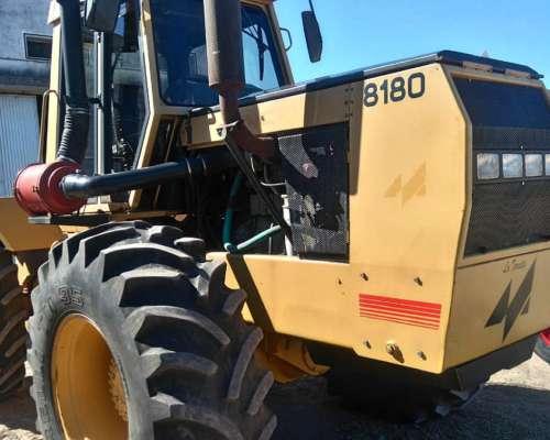 Tractor Mancini 8180 con Toma de Fuerza