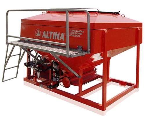 Fertilizadora Altina Kit Adaptable
