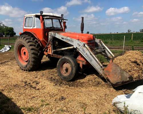 Tractor Fiar 60 con Pala Frontal