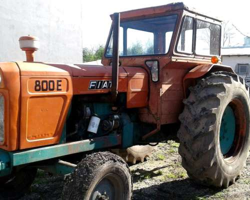 Tractor Usado Fiat 800 e
