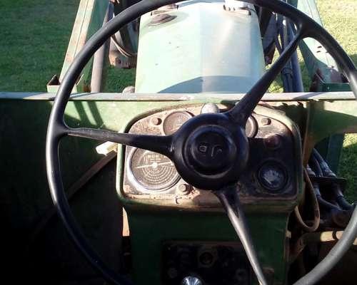 John Deere 730 C/ Pala Frontal