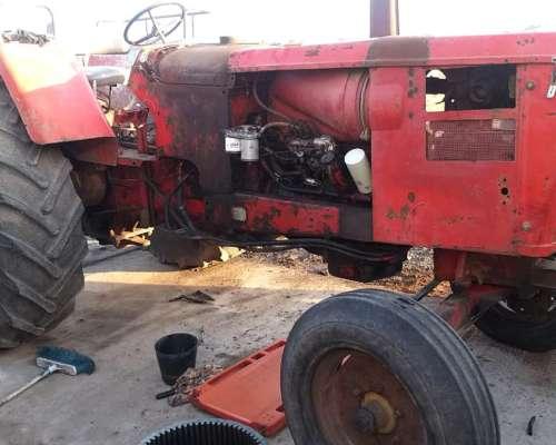 Tractor Fard 86 Traccion Simple