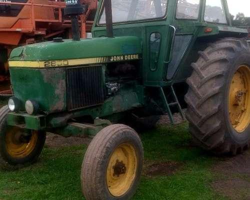 Tractor John Deere 2850 - Buen Estado