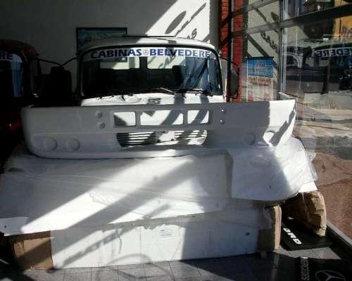 Paragolpe Mercedes Benz 1634 Belvedere