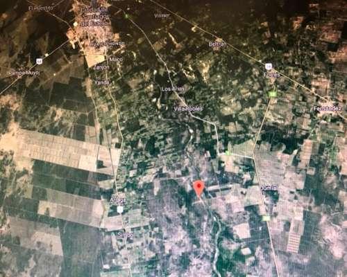 Vendo 165 Ha en Silipica (A 16 km de Santiago) con Escritura