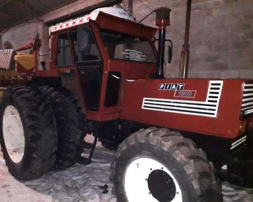Vendo Tractor Fiat 1380