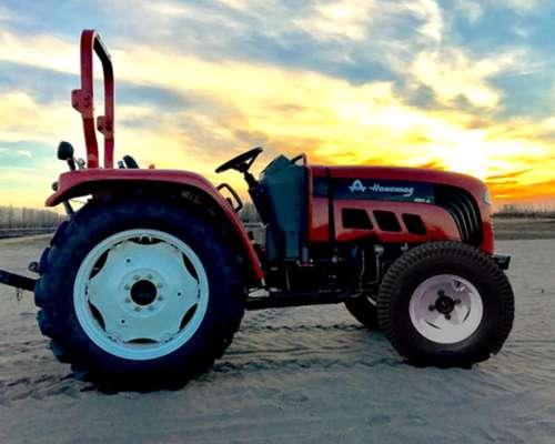 Tractor Hanomag 600a Agrícola