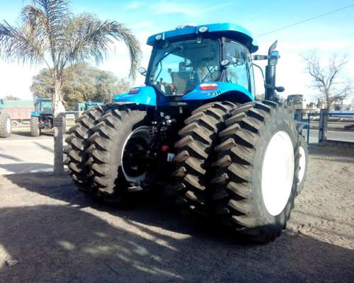 New Holland T 7.240 Dual - Disponible 2021- Plan Cheque