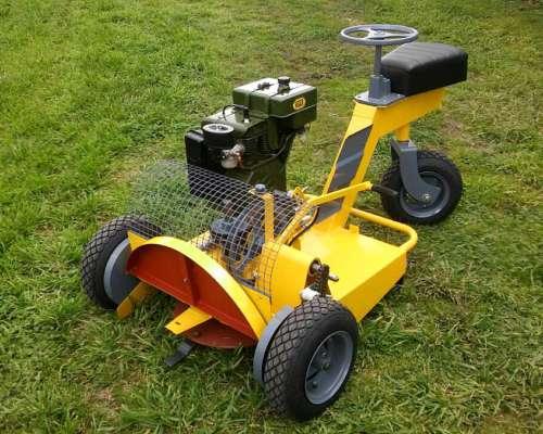 Mini Tractor Desmalezador -