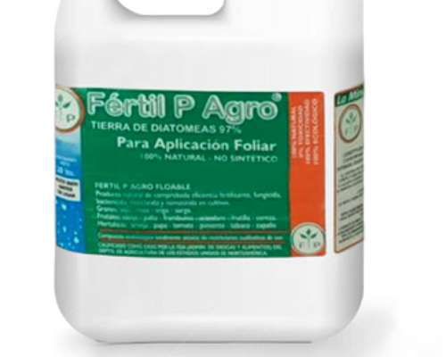 Fertilizante Insecticida Foliar Organico