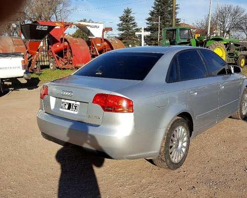 Audi A4 Multitrnic 2.0 TDI