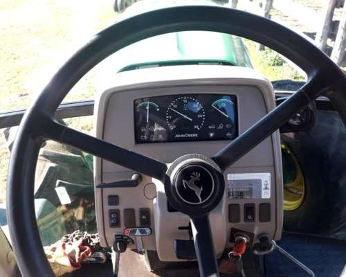 Tractor John Deere 6165j Buen Estado General