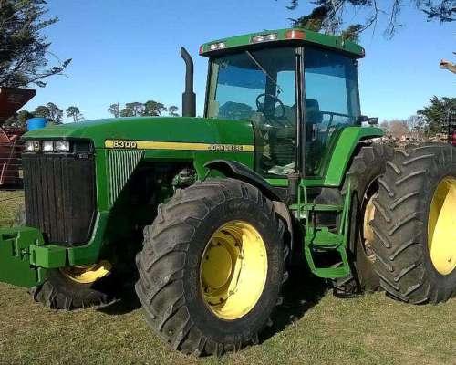Tractor John Deere 8300 Buen Estado