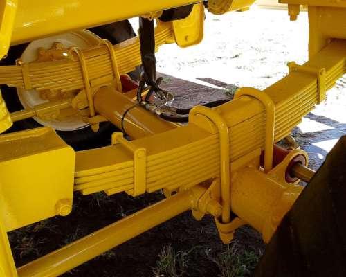 Mixer Vertical Doble sin Fin Capacidad Carga de 8 a 10,9 TN