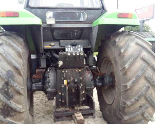 Tractor Agco Allis 220 con 4500hs
