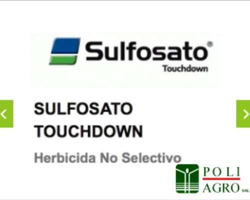 Sulfosato Touchdown (glifosato)