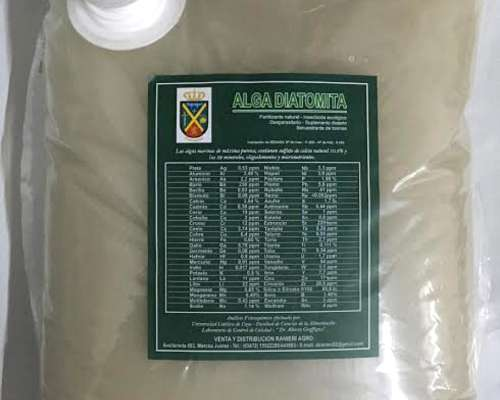 Fertilizante- 52 Minerales Micronutrientes