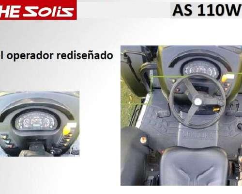 Apache Solis WT110 4wd Pago 12 Cuotas Fijas en Pesos