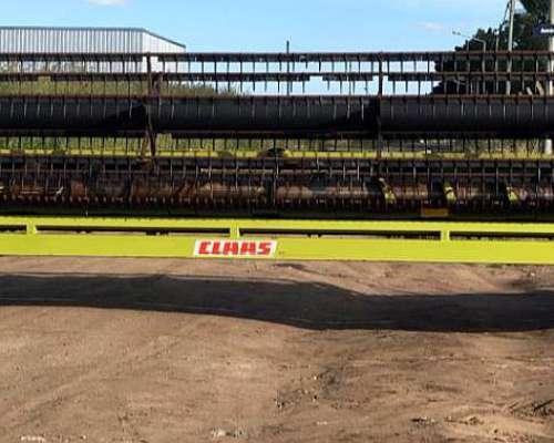 Cosechadora Claas Lexion 570 - año 2009