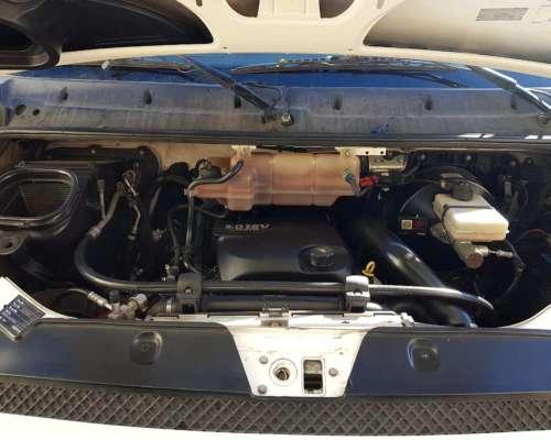 Minibus Iveco 19 + 1 Modelo 2016