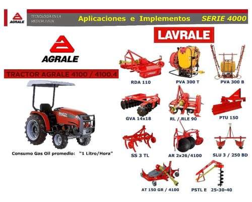 Tractores Agrale 15 HP Nuevo