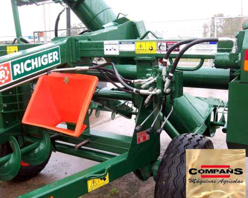 Extractora Richiger e 6910 Nueva 350 Tn/hora