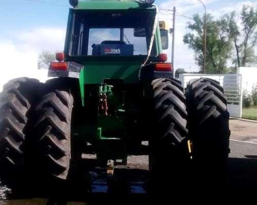 Tractor John Deere 7505 muy Bueno