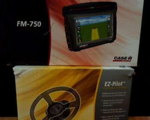 Ez Pilot Trimble C/FM-750 + Señal Promocionada X 1 año