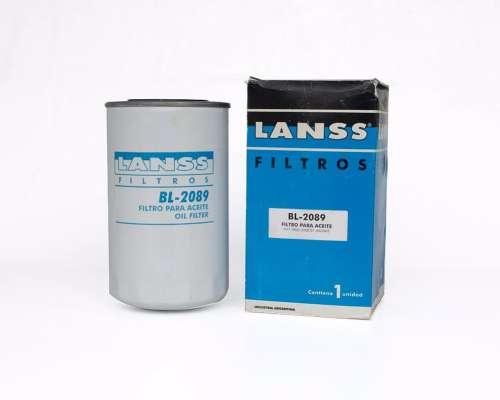 Filtro de Aceite Lanss Fiat Orig. 8308721