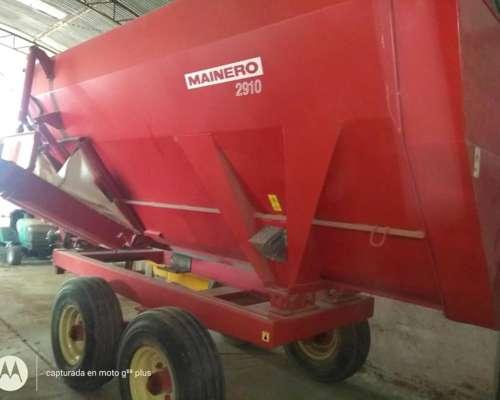 Mixer Mainero 2910, 8 Mts