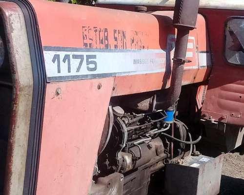 Mf 1175 .cabina Control Remoto Primera Mano
