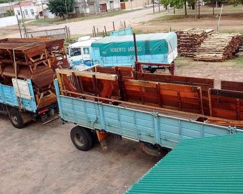 Poste Alambrado Itin X 2,20m Entero Agraso