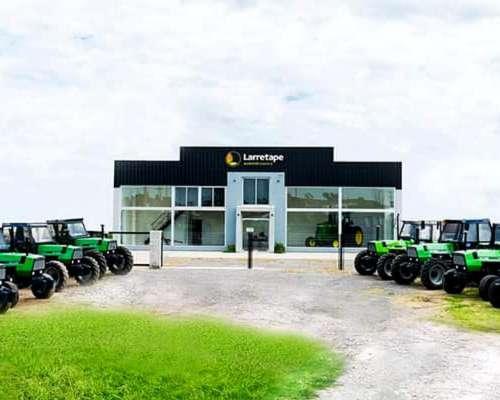 Alquiler de Tractores de 100 a 140 HP