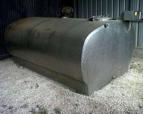 Tanque Equipo De Frio 5200 Ltrs.