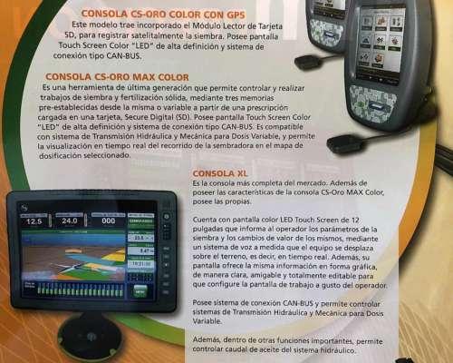 Monitores de Siembra TIM Todos los Modelos