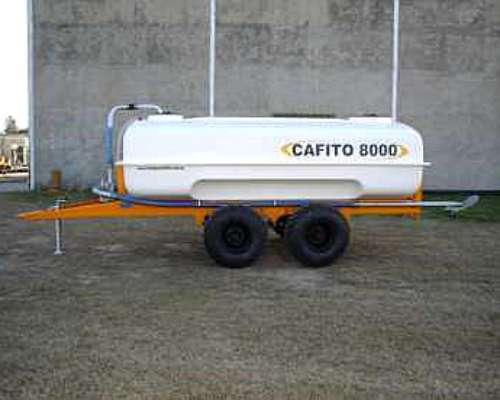 Estiercolera Cafito Mod. 8.000