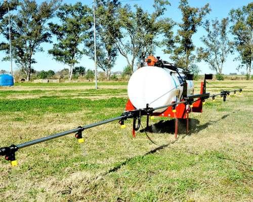 Pulverizador 12 Volt Para Tractor 3 Puntos