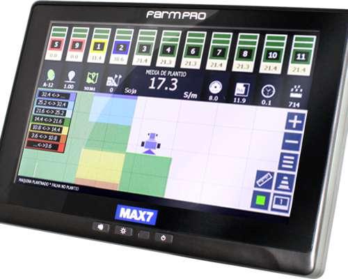 Monitor de Siembra Delver Farmpro MAX 7 Siembra