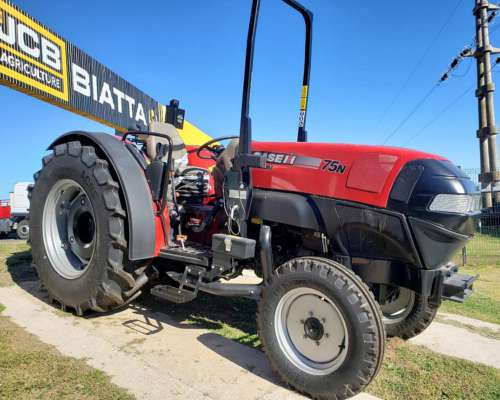 Case IH Quantum 75n - 4X2 - 0 km - Disponible
