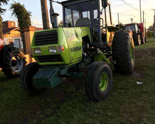 Tractor Zanello 250 Traccion Simple