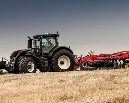 Tractor Valtra Serie S 4 Generación.
