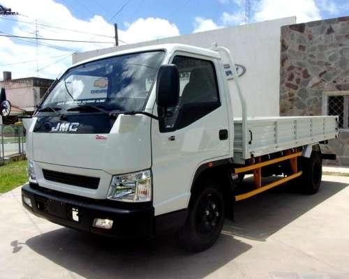 Jmc N 900 Motor Isuzu 115hp, para 4 Ton. 0km My18. Orio Hnos
