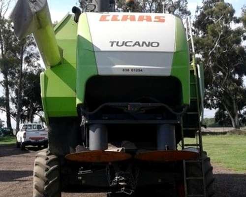 Cosechadora Claas Tucano 430 Año 2012 (83801294)