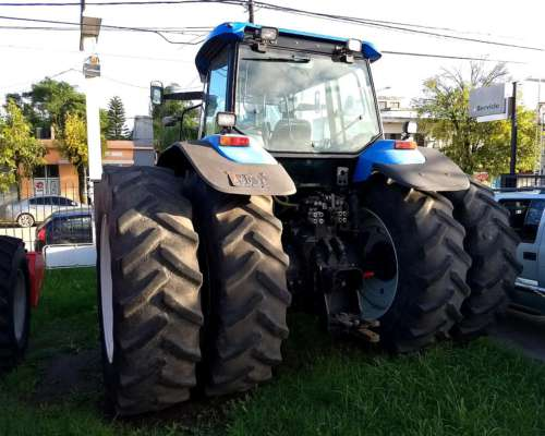 Tractor New Holland TM 190 DT