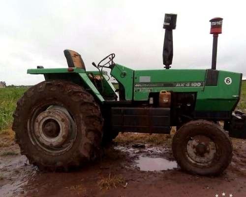 Tractor Deutz Fahr AX 4.100