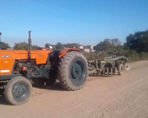 Tractor Fiat 800e (sin Tres Puntos)