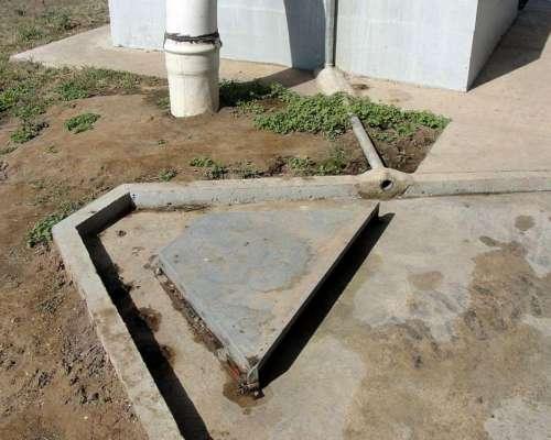 Lavados por Inundación Flushing para Tambos Argenplast